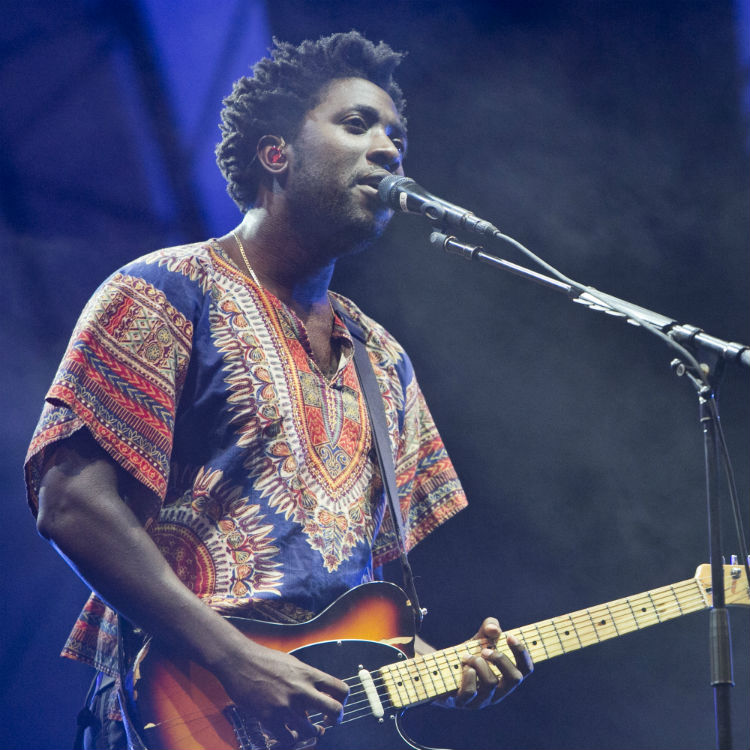 Bloc Party live review, MTV Brand New - 'Charismatic'