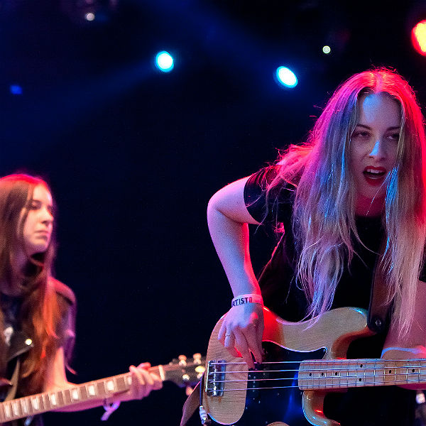 Haim announce seven UK tour dates for March 2014 - tickets