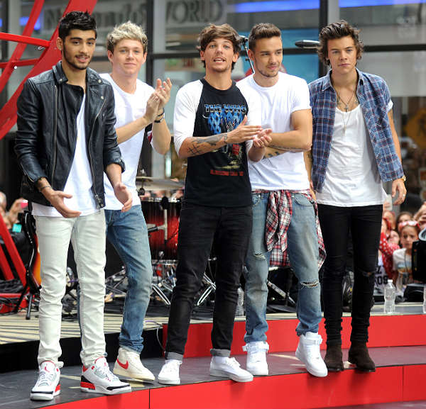 London One Direction fans are 'most dedicated in the world'
