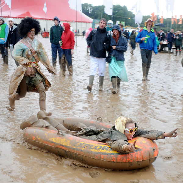 Bestival weather forecast: heavy rain with a chance of some sun