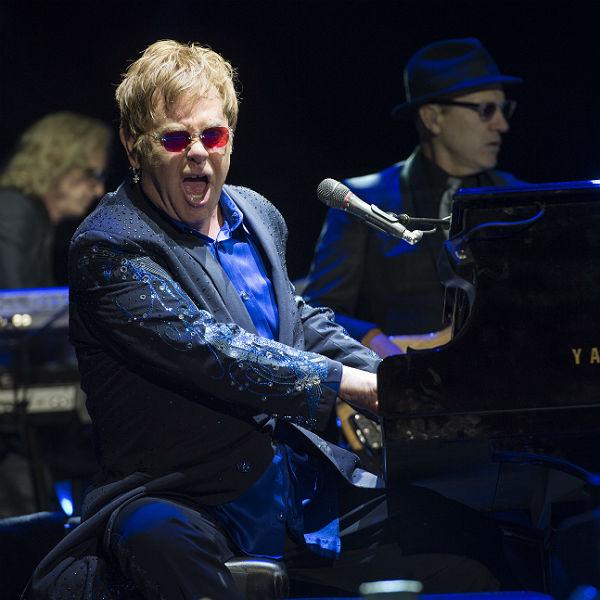 Elton John @ iTunes Festival, London, 12/09/2013