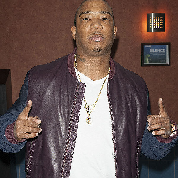 Ja Rule denies rumours he left his wife for a man he met in prison