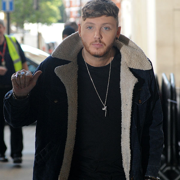 James Arthur dropped by Syco label over terrorism lyrics?