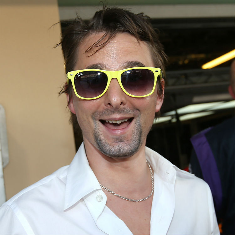 The weird and wonderful facts you might not know about Muse's Matt Bellamy