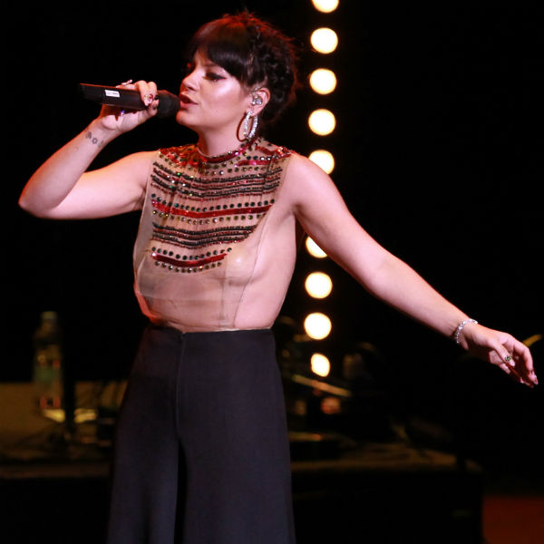 Lily Allen Won't Do Game Of Thrones, But Will Do Ice-cream