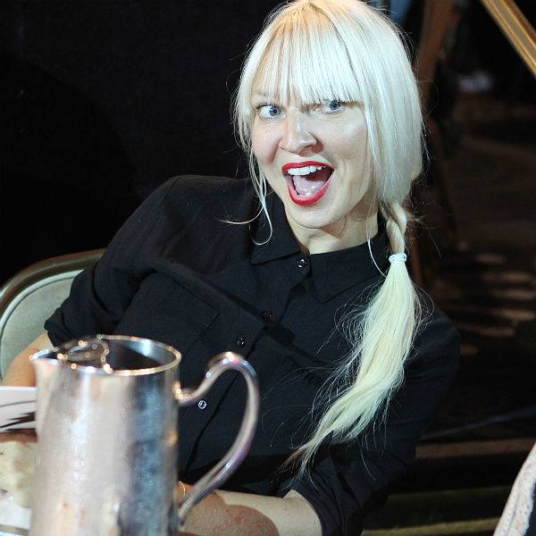 How Old Is Sia Chandelier