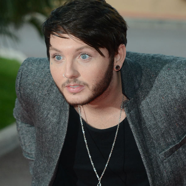 Has James Arthur been dropped? Not according to the man himself