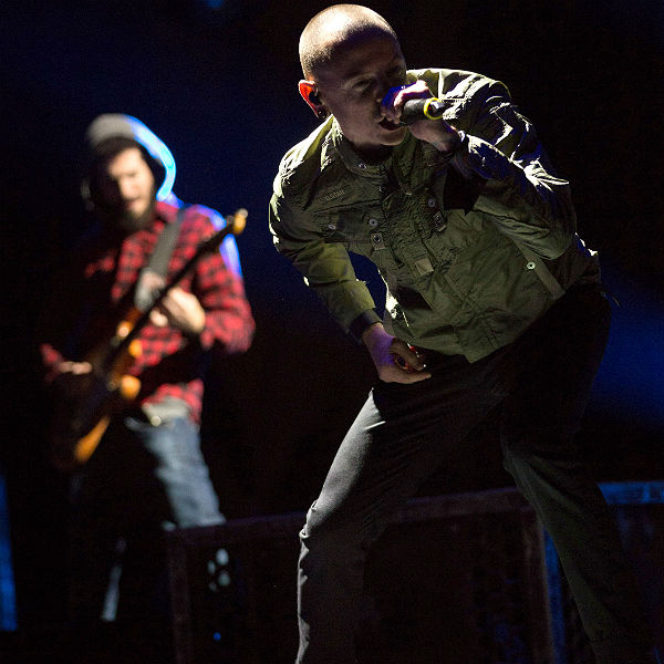 8 stunning, brand new photos of Linkin Park, live at Rock In Rio