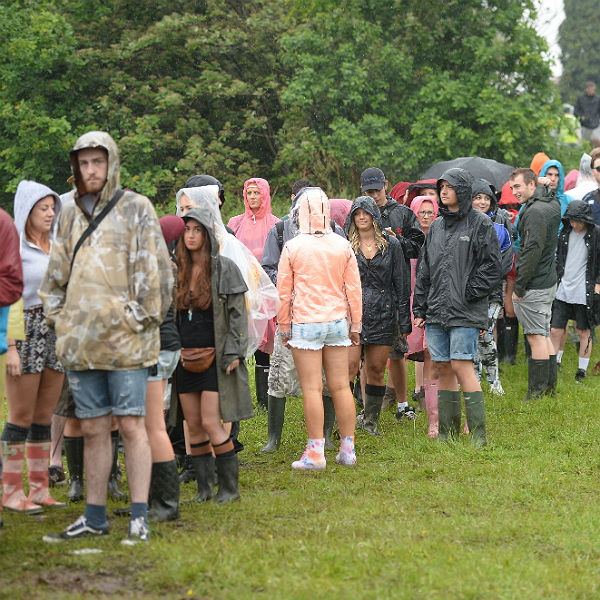 Festivals affected by storms and rain weather, new report says