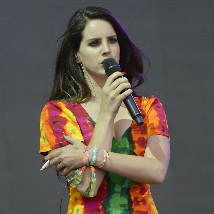 Lana Del Rey working on Honeymoon follow-up new album ahead of tour