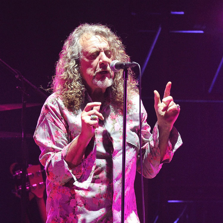 Robert Plant Led Zeppelin covers Elbow for refugee crisis benefit LP