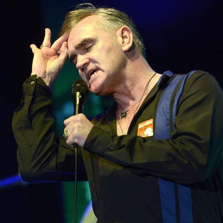 Morrissey praises Nigel Farage but slams Sadiq Khan ahead of UK tour