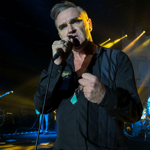 Morrissey slams crowdfunding as 'desperate and insulting' to fans