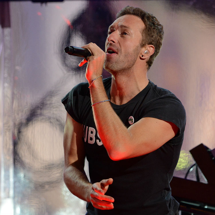 Chris Martin discusses new Coldplay album with Jo Wiley