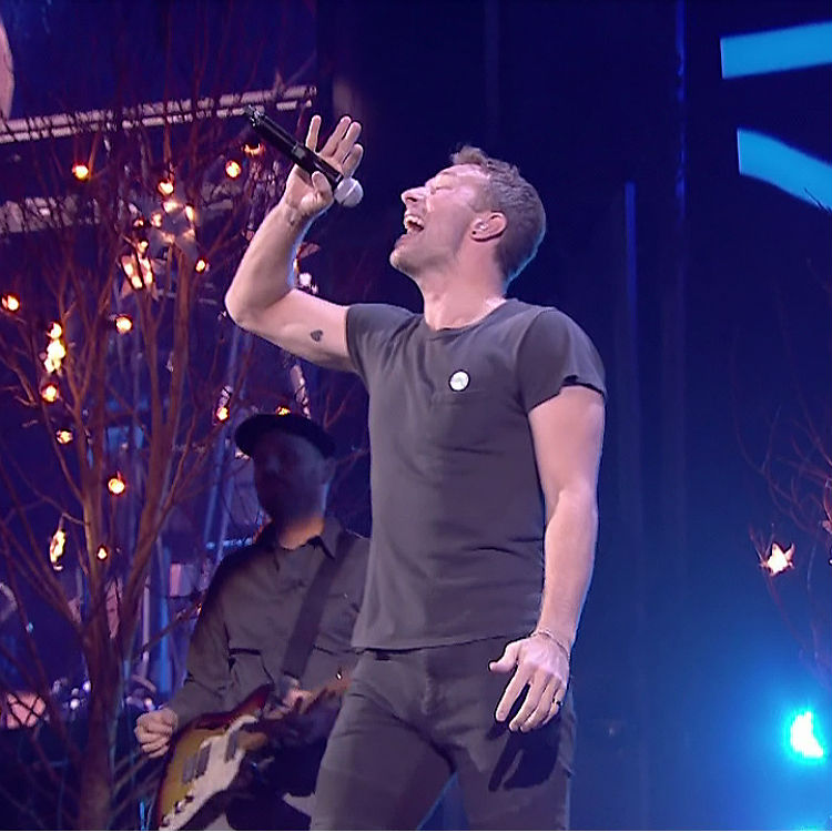 Coldplay to perform for disabled music fans as part of Why Not People?
