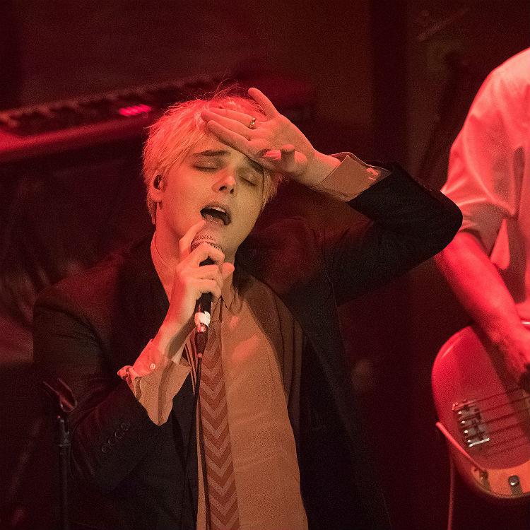 Gerard Way at Brixton Academy London review