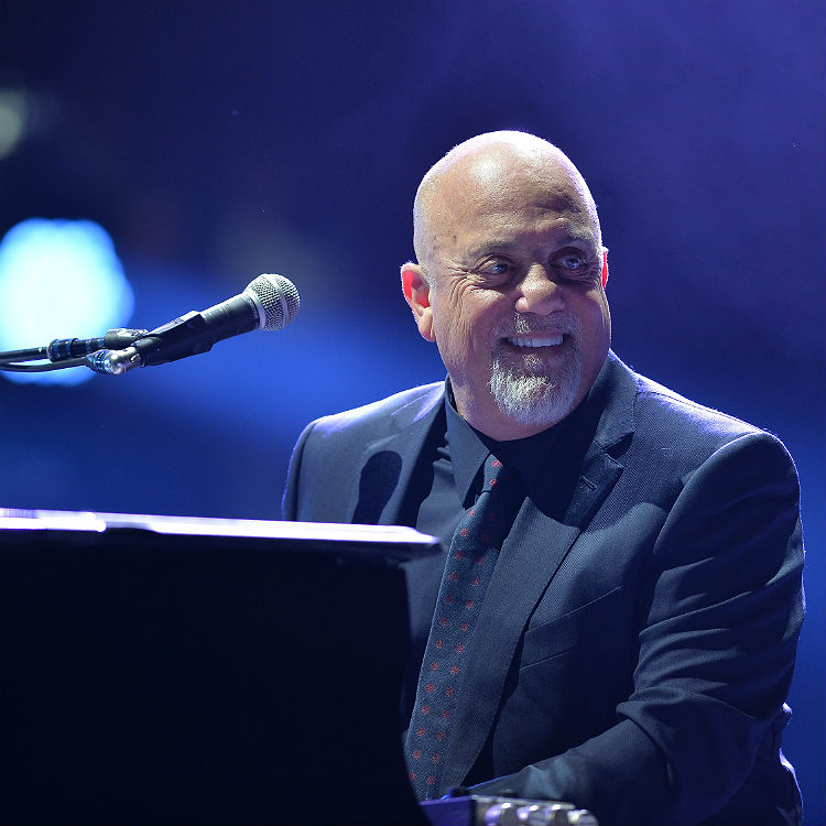 Billy Joel Tours