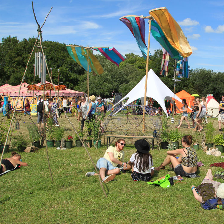 Glastonbury facts -  things you need to know if first time going, map