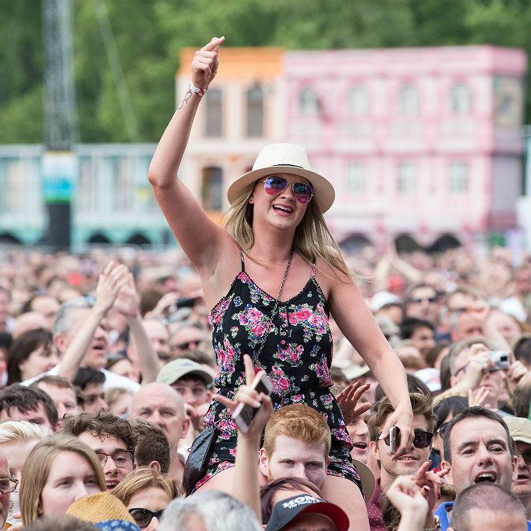 The biggest and best London festivals of 2016