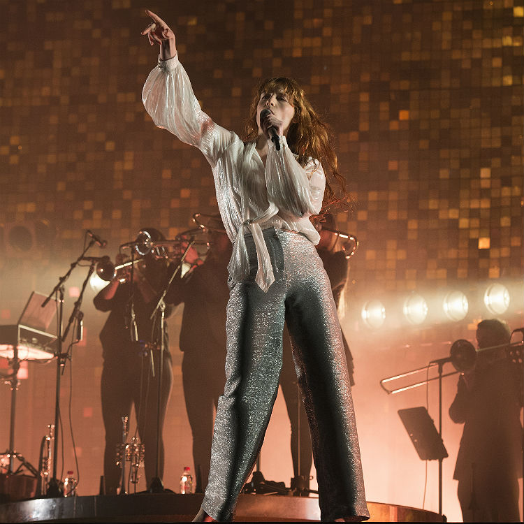 Oya Festival 2015 Florence & The Machine, Father John Misty review