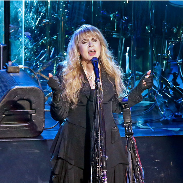 Fleetwood Mac's Stevie Nicks interview on Prince death