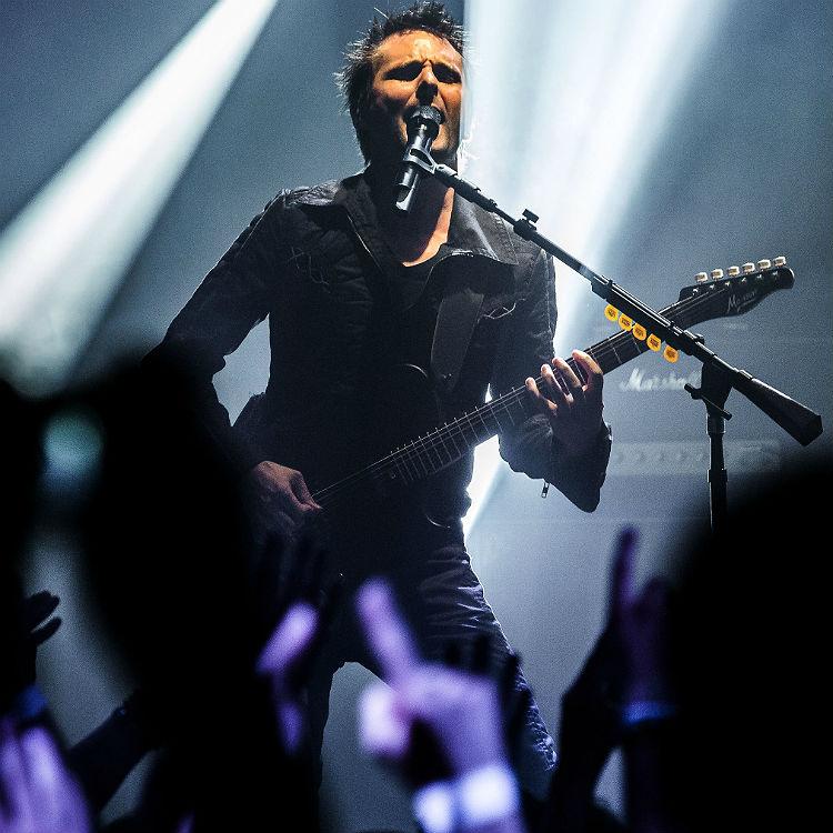 Muse @ Camden Electric Ballroom - 11/09/2015