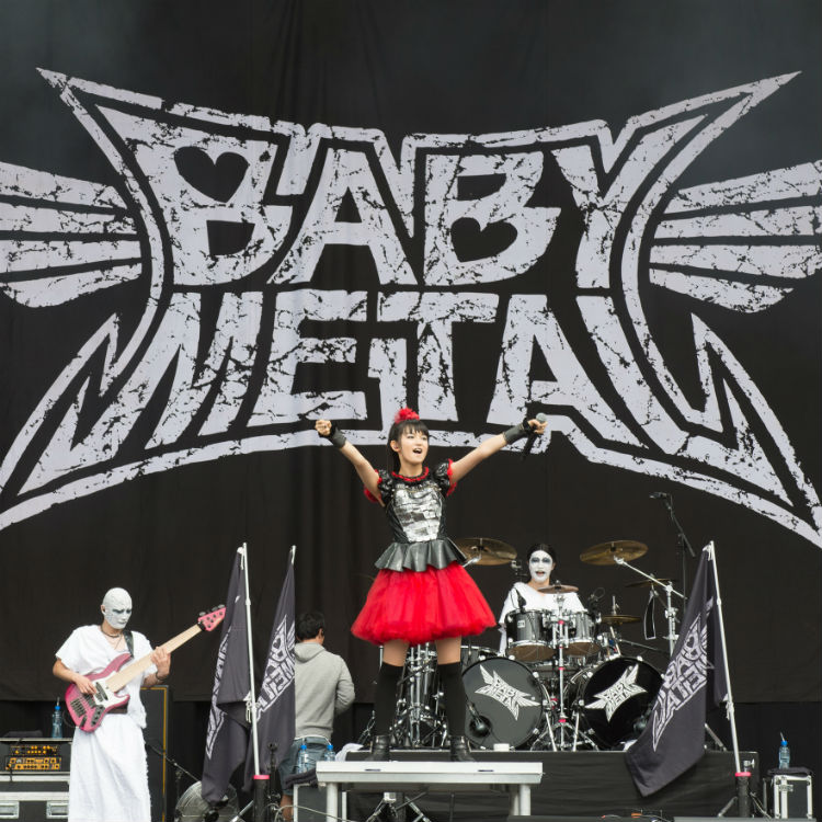 New J-pop Babymetal album confirmed for early April 2016