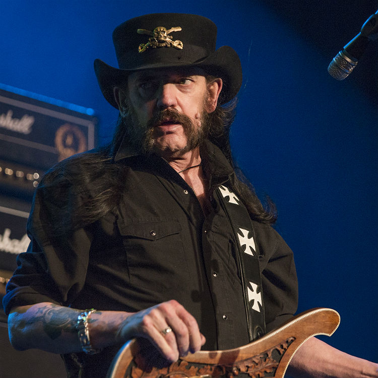 Stars pay tribute after Motorhead legend Lemmy dies | Gigwise