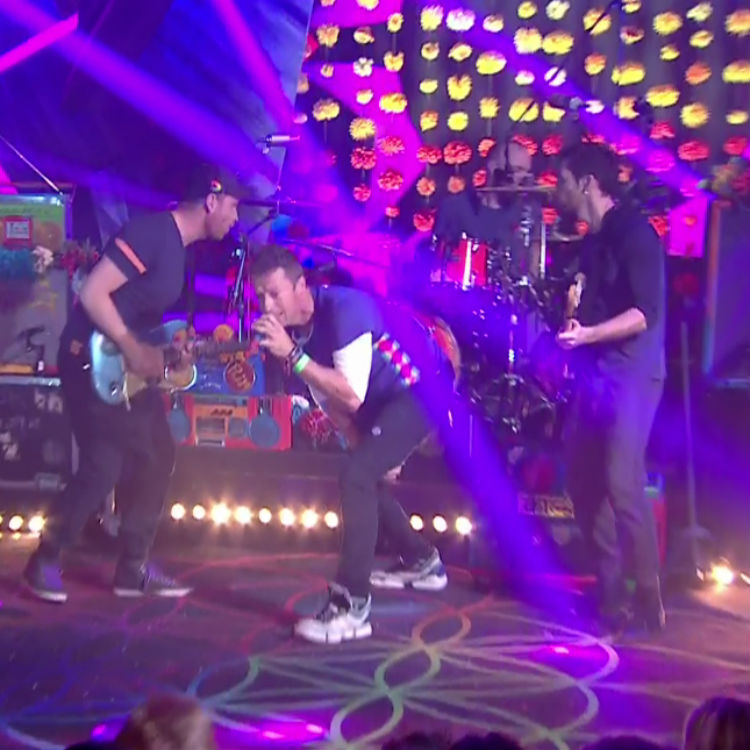 Coldplay new album to appear on Spotify music streaming service