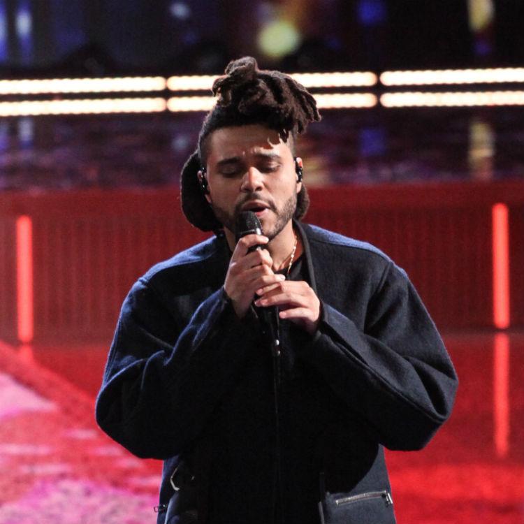 Weeknd Eminem Ellie Goulding Sam Smith Oscar nominees Academy Awards