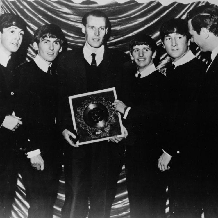 George Martin fifth Beatles dies age 90, Ringo Starr Twitter tribute
