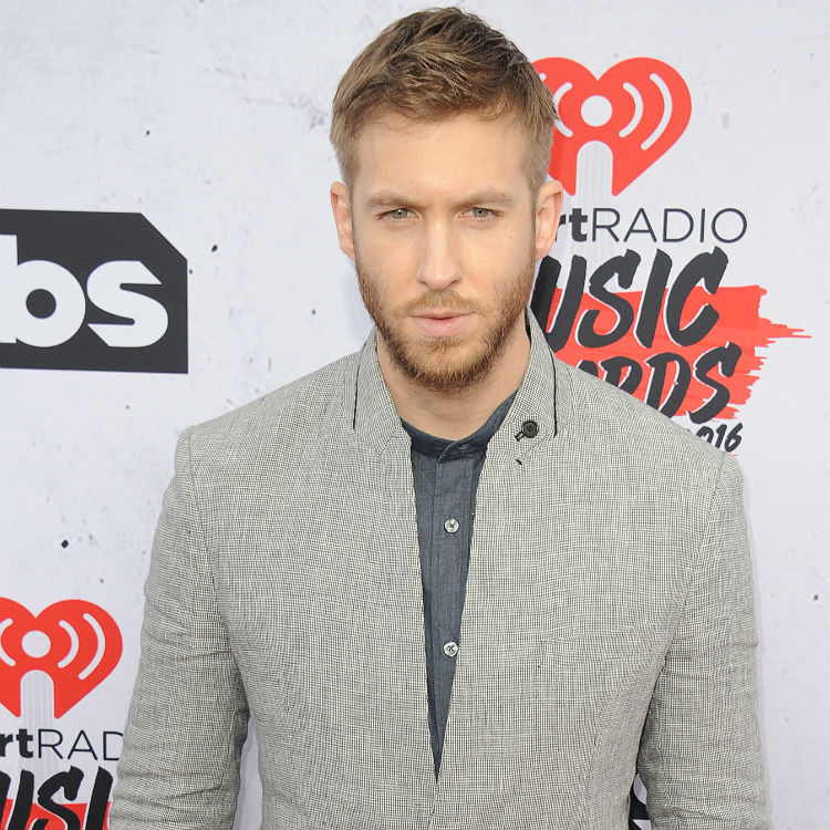 Summer star Calvin Harris in car crash video after pararazzi chase
