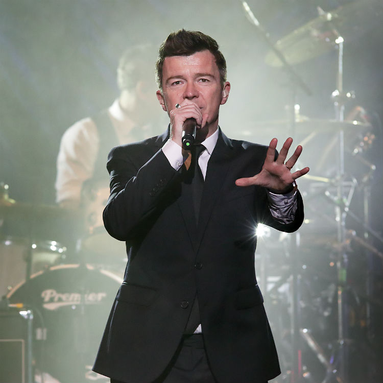 Rick Astley's massive UK tour tickets on sale here