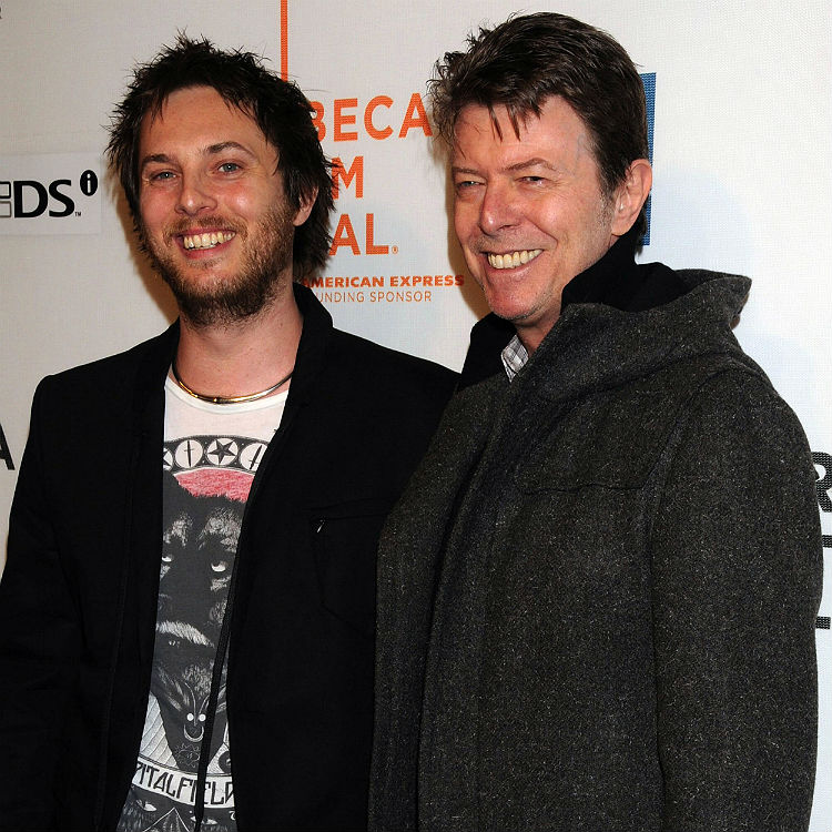 David Bowie's son breaks silence after father's death ...