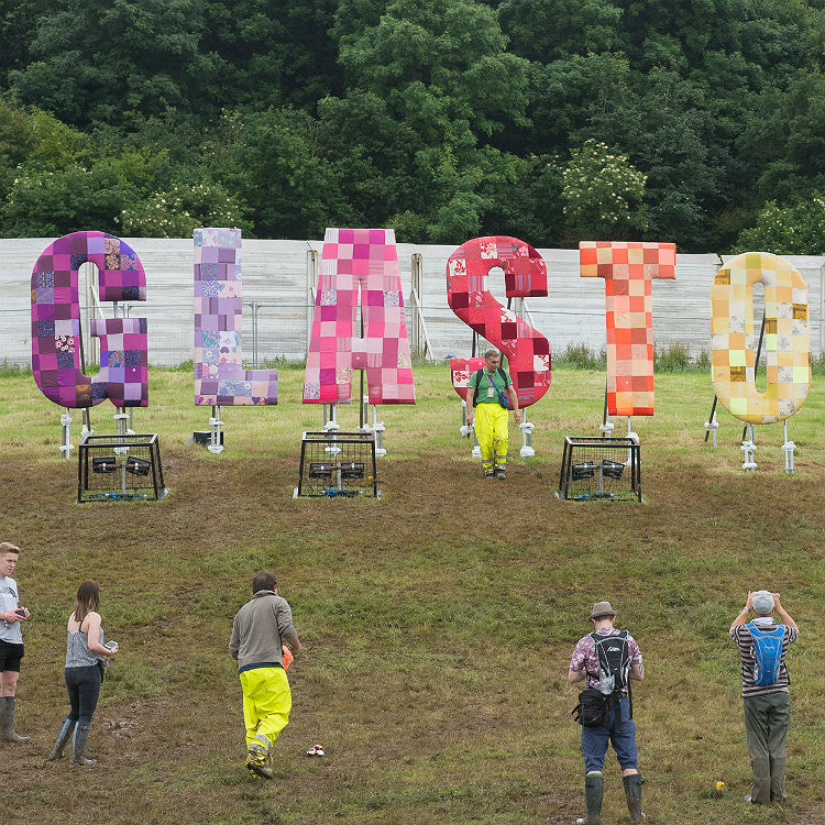 Glastonbury 2016 - the man who died was found in petrol and on fire