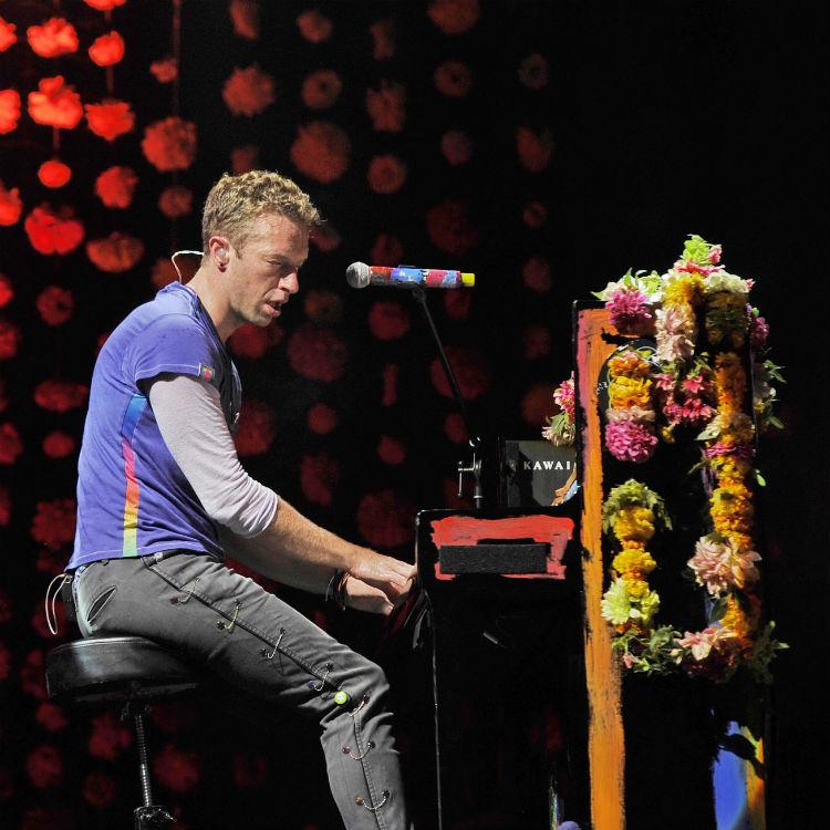 Coldplay's headline set voted best performance at Glastonbury 2016
