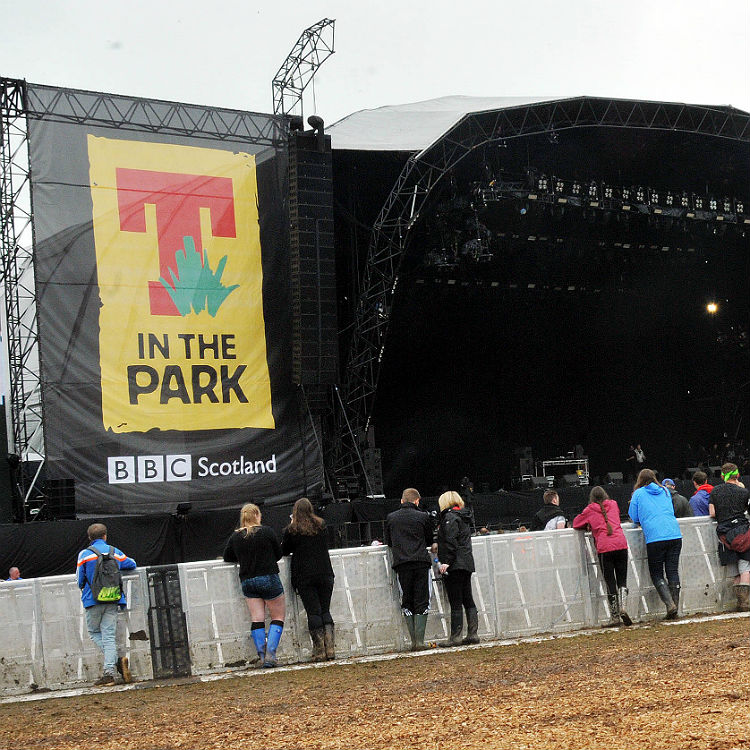 Body of dead man found after going missing at T In The Park 2016