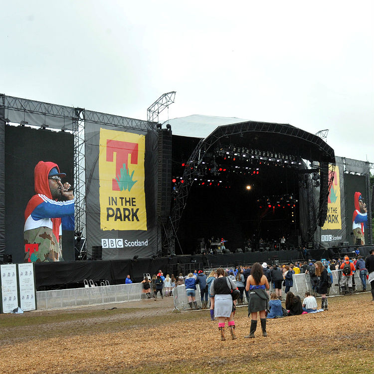 T In The Park 2016 - police are investigating rape of teenager