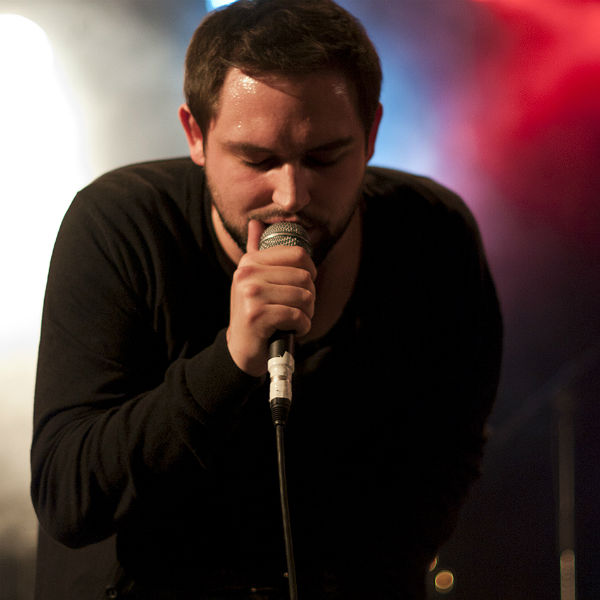 The Twilight Sad @ Hoxton Bar And Kitchen, London - 30/04/2014