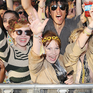 Young people unable to attend festivals due to average spend of £420