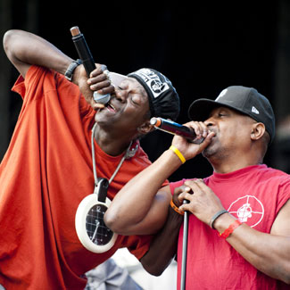 Public Enemy: 'Jay Z, Snoop Dogg and Drake are not real hip hop'