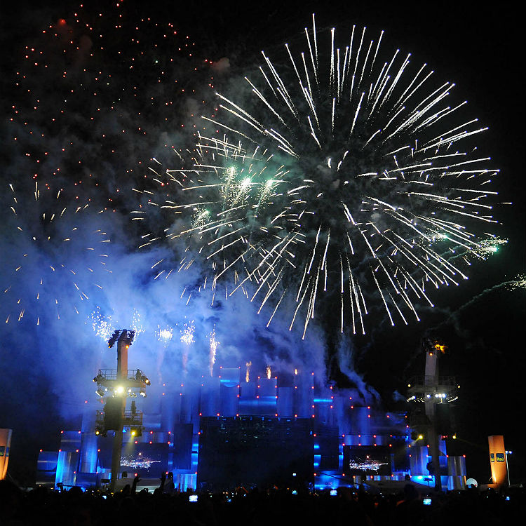 Rock In Rio 2015 line up revealed