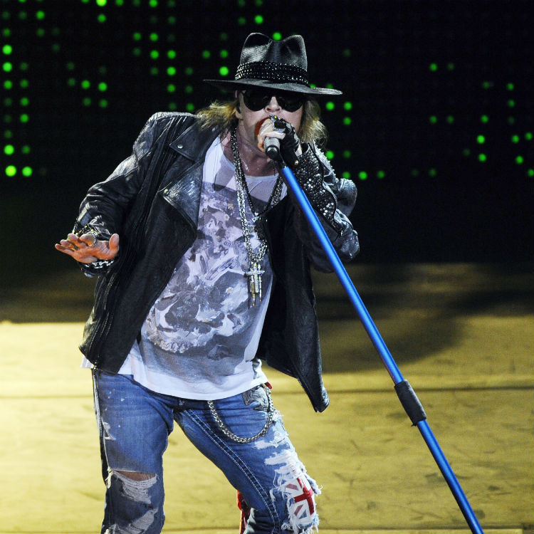 Guns N Roses reunite for first gig in 23 years Troubadour Axl Rose