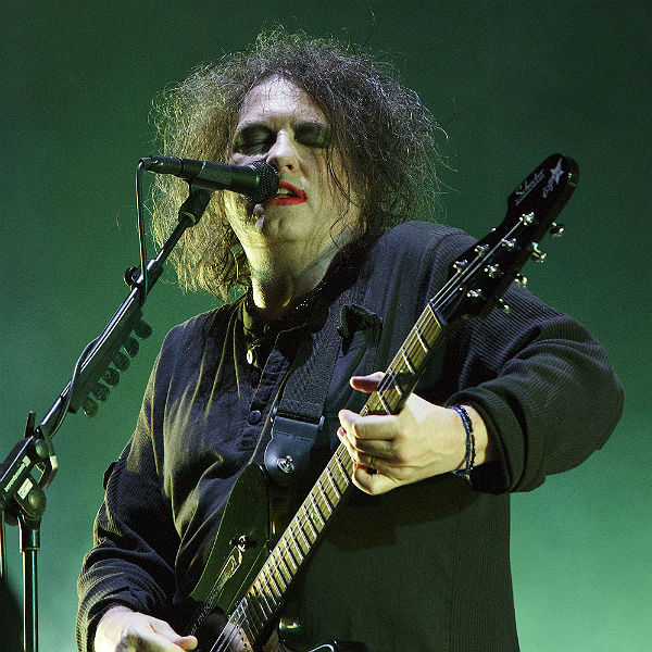 Robert Smith: 'The Cure's new album is a bit of a sore point'