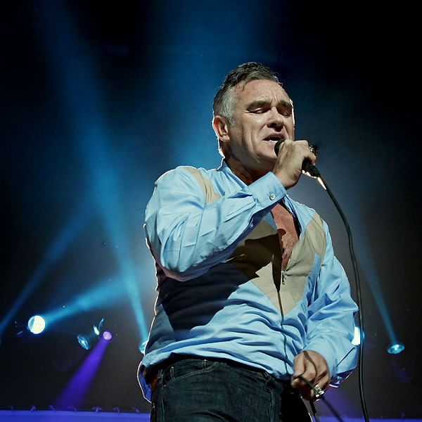 Morrissey: 'The Beatles only wrote 4 good songs'