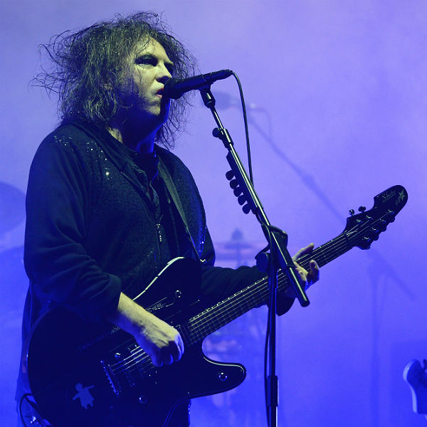 The Cure working on two new albums, confirms frontman Robert Smith