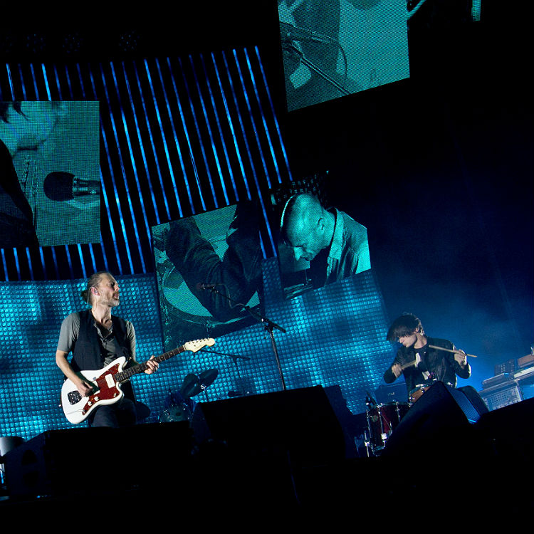 Radiohead songs & albums removed from Spotify ahead of new album, tour