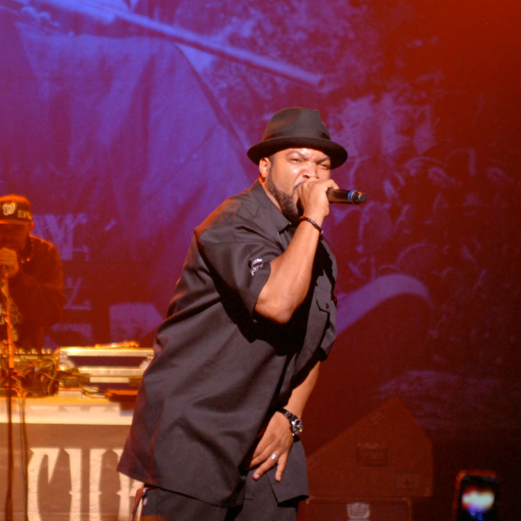 Ice Cube + Dr Dre reform NWA at Coachella - watch