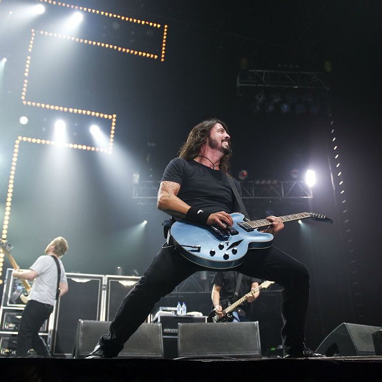 Watch Foo Fighters' hour-long Austin City Limits special in full