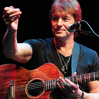 Feud between Jon Bon Jovi blamed for Richie Sambora tour split